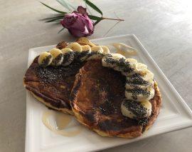 Pancake recette light
